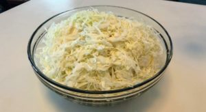 ザワークラウト(発酵野菜)