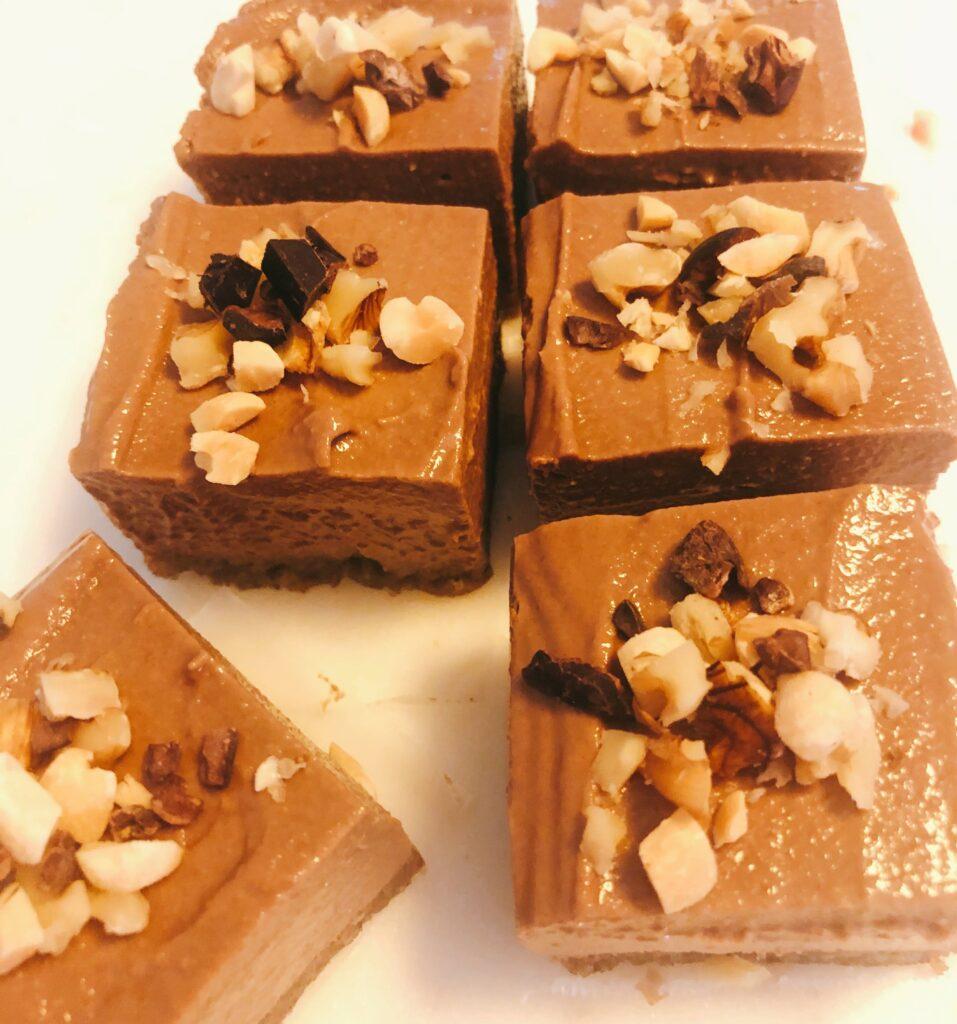 チョコレートムースレシピ