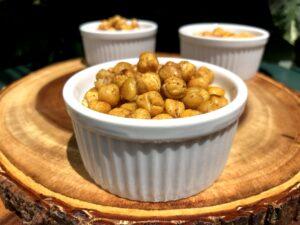 ローストひよこ豆のレシピ