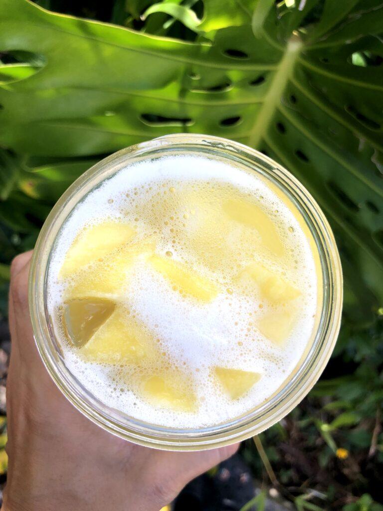 パイナップル自家製酵素ドリンク_2